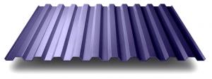 С 21 – стеновой профилированный лист